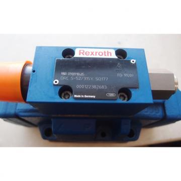 REXROTH DBW30B2-5X/315-6EG24N9K4/V Valves