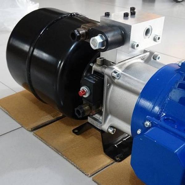 SUMITOMO QT41-40-A Low Pressure Gear Pump #2 image